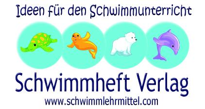 Ideen für den Schwimmunterricht-Logo